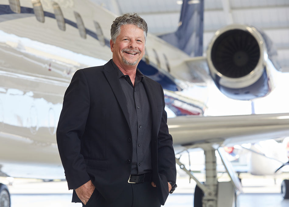 Chuck Farney | Naples Jet Center Maintenance Sales & Service