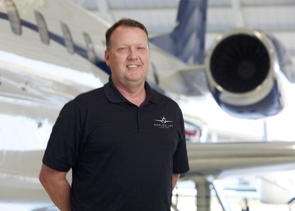 Corey Meinzer | Naples Jet Center Chief Inspector