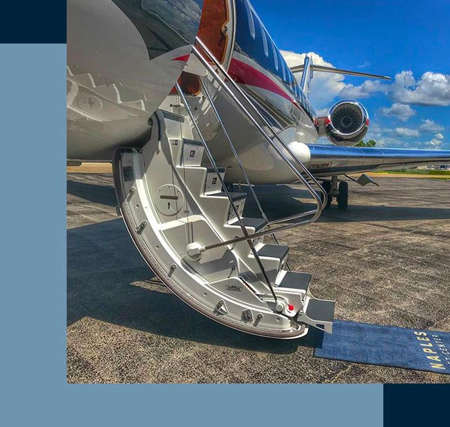 Concierge FBO Services Naples Airport | Naples Jet Center