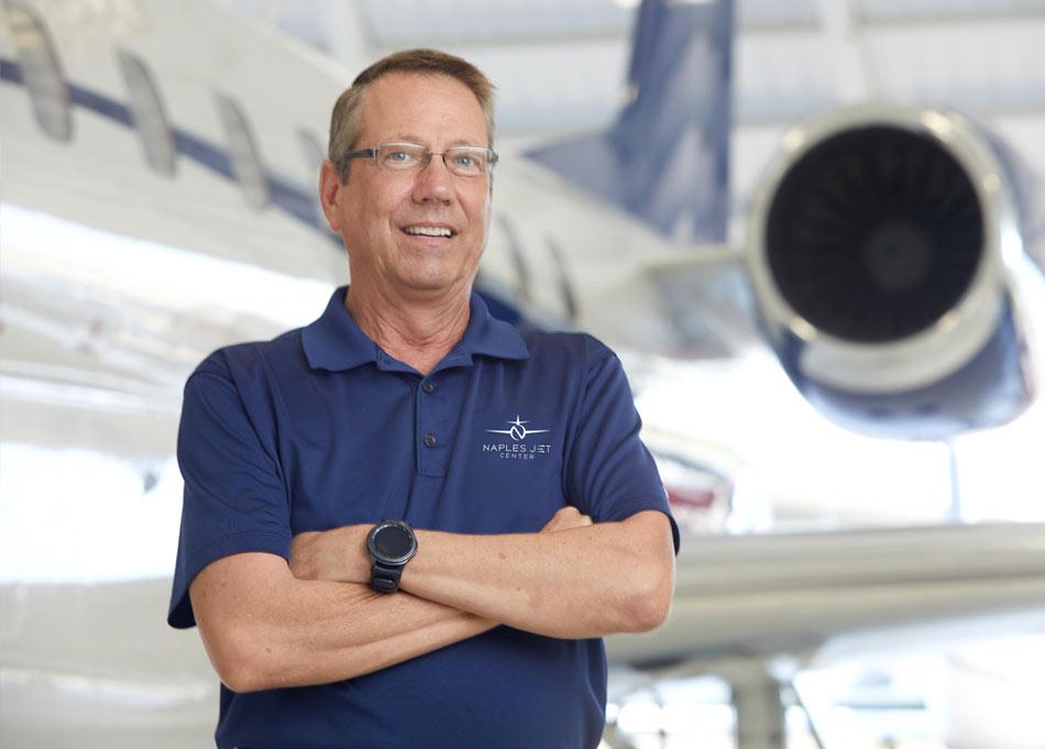 Scott Edwards | Naples Jet Center Avionics Manager