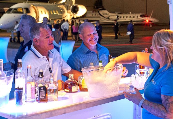 Unique Event Space Naples, Florida   Naples Jet Center