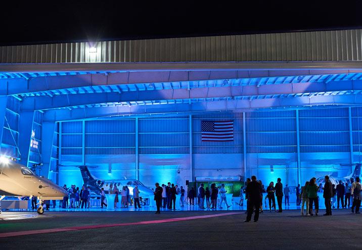 Unique Event Venues Naples, Florida   Naples Jet Center