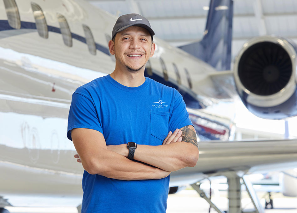 Will Rodriguez | Naples Jet Center Parts Clerk